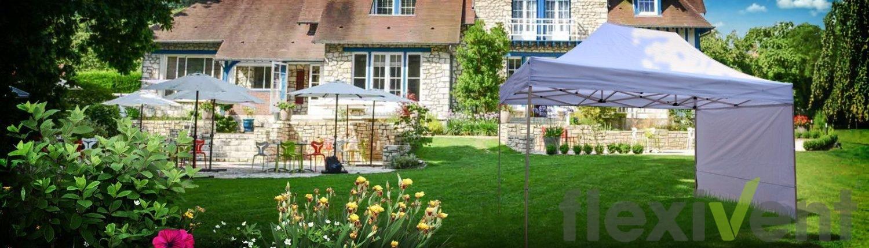 Faltzelt - Ideale Überdachung für jeden Garten