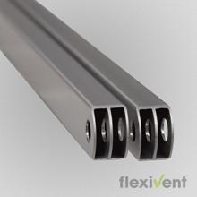 Robustes Faltzelt - Schere Aluminium Colectiv