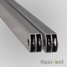 Schnellaufbauzelt - LPTent Schere Aluminium slight