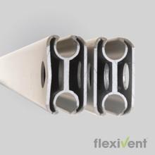 Premium Faltzelt - LPTent Schere Aluminium XP