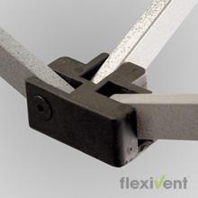 Faltzelt günstig - Eco Scherenverbinder Nylon