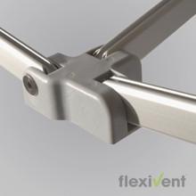 Premium Faltzelt - LPTent Scherenverbinder Glasfaser XP