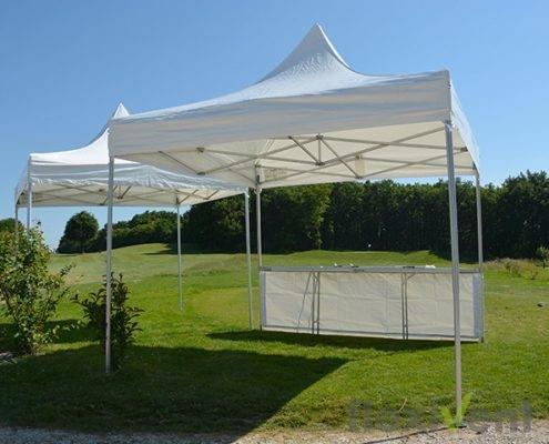 Profi Faltzelt - Pavillon Zelt Theke ZP Zubehör