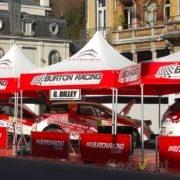 Profi Faltzelt - Hexagonal LPTent Burton Team