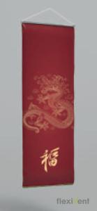 Werbematerial - Kakemono nach wunsch gestalten