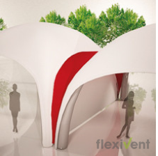 Airtent - Zeltverbinder LPTent aufblasbares Zelt