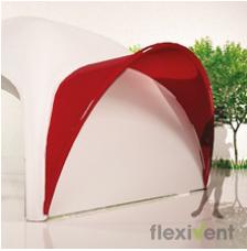 Airtent - Vordach LPTent aufblasbares Zelt