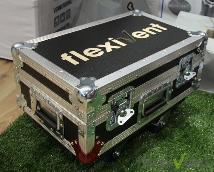 Flightcase - gewichtscase Flexivent Case