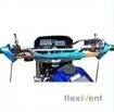 Ladungssicherung - Motorrad Anhänger Transport