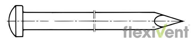 Erdnagel Typ 051 Zeichnung