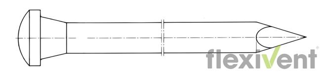 Erdnagel Typ 052 Zeichnung