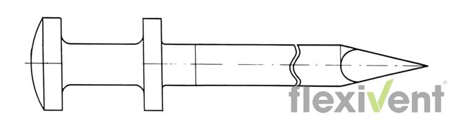 Erdnagel Typ 053 Zeichnung