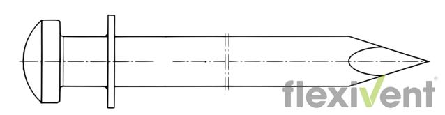 Erdnagel Typ 054 Zeichnung
