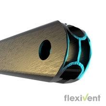 Faltzelt GP - Schere aluminium querschnitt