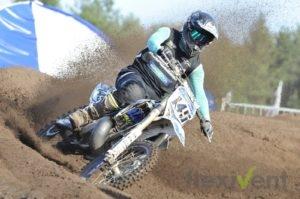 Motocross motorrad sprung racing ravenol gpm performance