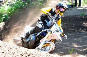 Motocross motorrad kurve racing ravenol gpm performance